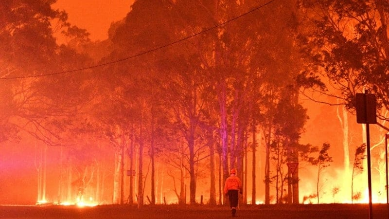 Laser-Guided Lightning May Help Prevent Wildfires – Breaking Asia