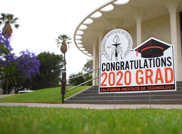 Caltech Awards 10,000th PhD Degree