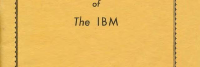 Tripping through IBM's astonishingly insane 1937 corporate songbook (2014)