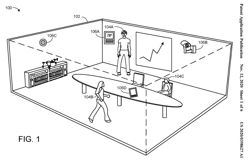 Microsoft patents tech to score meetings with body language, facial expressions