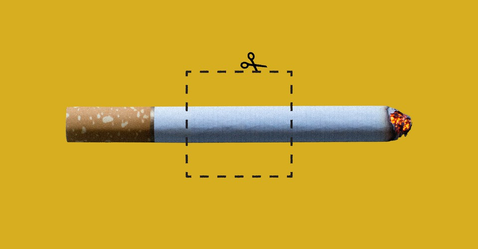 Eliminating nicotine from tobacco products could help millions of smokers quit