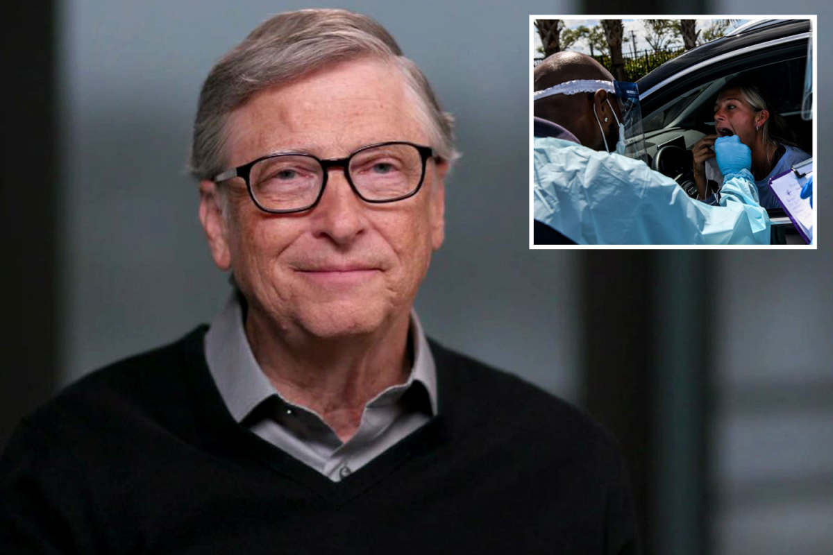 Bill Gates warns Covid lockdowns could drag on into 2022